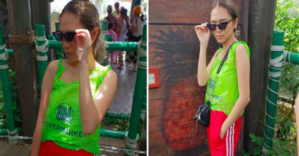 Clever-Idea-of-a-Pinay-During-her-Hong-Kong-Vacation