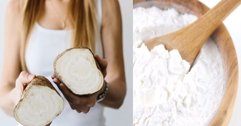 Here are seven of those health benefits of arrowroot.