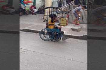 Admirable-Vendor-Turns-His-Wheelchair-to-a-Multi-purpose-Selling-Machine