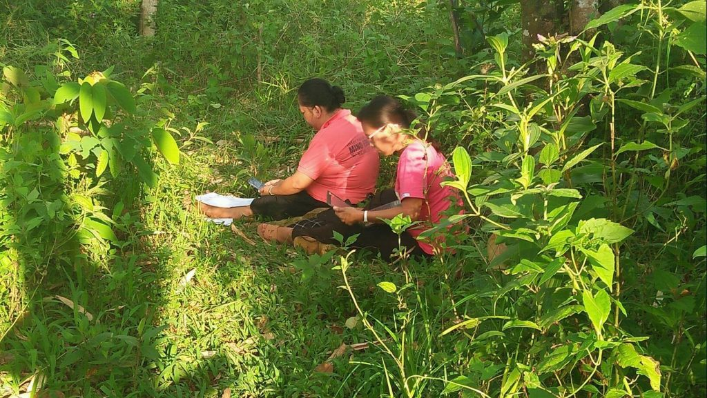 These Leyte Teachers will Climb Greater Heights to Stay Online for their DepEd Reports 1